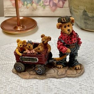 Boyds Bears The Bearstone Collection, Bear Express
